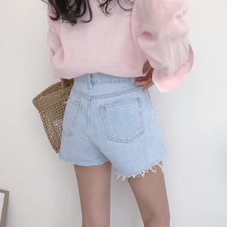 SKY DENIM PANTS(ONE COLOR)